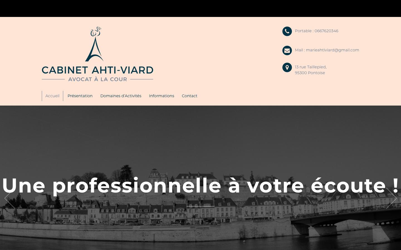 Cabinet AHTI-VIARD