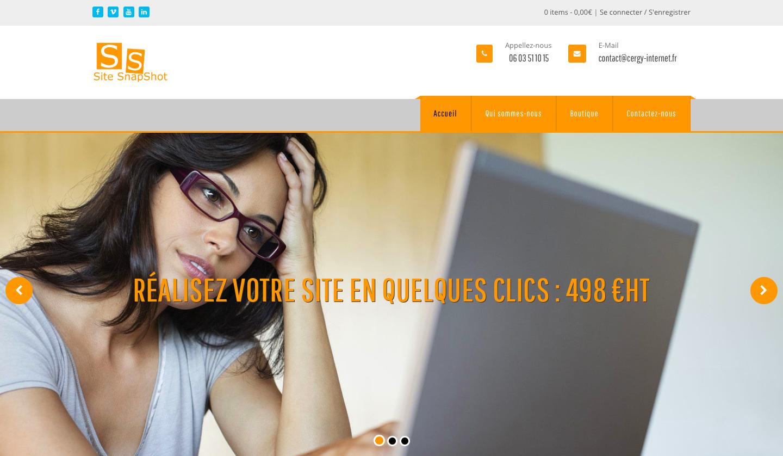 SiteSnapshot